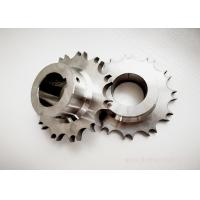 Buy cheap High Precise Conveyor Chain Sprocket , Forged Stainless Steel Roller Chain Sprockets from wholesalers