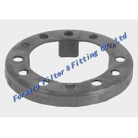Buy cheap Special Shaped Metal Casting Products Profiled Gasket Heat Insulating Ring from wholesalers