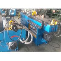 Buy cheap Heating Single Head Hydraulic Tube Bending Machines Water Cooling With 4KW 110V from Wholesalers