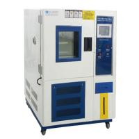 Buy cheap 150L Steel Programmable Environmental Conditions Climatic Test Chamber from wholesalers