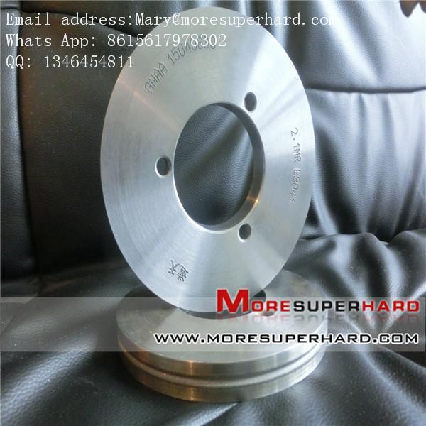 Quality metal bond Automobile glass diamond grinding wheel Mary@moresuperhard.com for sale