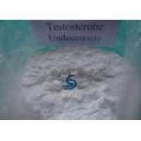 Buy cheap Positive Testosterone Steroid Hormone Testosterone Undecanoate Andriol CAS 5949-44-0 from Wholesalers