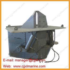 Buy cheap Hydraulic Triplex Type Marine Shark Jaw from Wholesalers