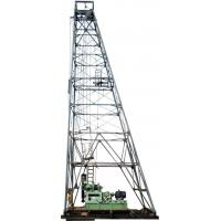 Buy cheap Hydraulic Drill Rig Parts Drillig Tower 18m 320KN For Geological Exploration from Wholesalers