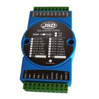 China 8-ch current/voltage signal to RS485/RS232 converter (A/D Converter) on sale