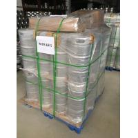 China 30L US beer keg with G type micro matic spear, for brewing use, beer, soda, beverages storage kegs on sale