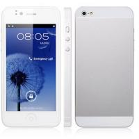 "Buy cheap 4"" China mobile phone MTK6577 Dual core 3G Wifi Android 4.0 I5 5i cell phone from Wholesalers"