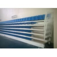 Buy cheap Stylish Arena Stage Seating Simple Installation With Manual Control System from Wholesalers