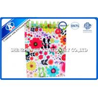 Buy cheap A6 PVC Cover Spiral Kraft blank paper notebook For Students With EN71 from Wholesalers