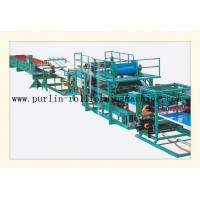 Buy cheap Economic Continuous Automatic Sandwich Making Machine PLC 1.2 inch Chain from Wholesalers