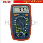 Buy cheap 3 1/2 Digital Multimeter 200mV-500V  DT33B from Wholesalers
