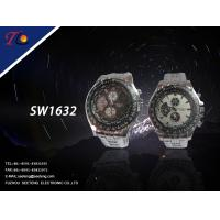 Buy cheap WHOLESALE ALLOY STRAP AND CASE MEN WATCH from wholesalers