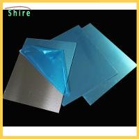 Buy cheap Blue Color PE Protection Film For Stainless Steel Sheet Blue PE Protection Film from wholesalers