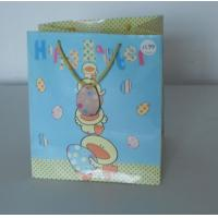 fashion xmas paper paper gift bag with customised size nice design and mini tag