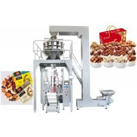 Buy cheap High Efficiency Food Packing Machine For Jelly Drop Back Central Seal Of 1kg , 2kg Bags from Wholesalers