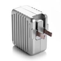Buy cheap Micro USB Wall Charger 2 Port Multi Port USB Charger 2.4A for Mobile Phone from Wholesalers