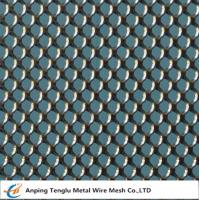 Buy cheap Expanded Metal Round Mesh |1000x2000mm Panel from Wholesalers