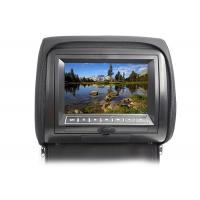 China Automobile Headrest Dvd Player , 9 Inch Portable Dvd Player For Car Headrest on sale