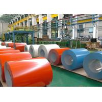 Buy cheap Electro Galvanizing Prepainted Galvanized Steel Coil For Steel Framing from Wholesalers