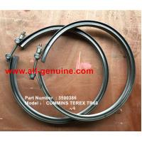 China TEREX CUMMINS 3590386 V BAND CLAMP NHL DUMP TRUCK TR35 TR50 TR60 TR100 3305B 3305F 3303 3307 TR45 TR70 MT4400 on sale