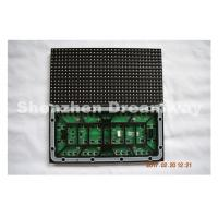 Quality Front Service Outdoor p10 rgb led display module 1/2 Scan MBI5124 IC wholesale