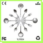 Buy cheap Metal pan clock/kitchen wall clock from Wholesalers