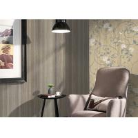 Buy cheap Plain Color 1.06m Korean Wallpaper / Modern House Wallpaper Removable , Non Woven Materials from Wholesalers