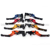 CNC Billet Aluminium Alloy Motorcycle Brake Clutch Lever For Street Bike