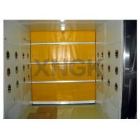 Buy cheap PVC Curtain Rolling Door Clean Room Air Showers 316 Ss Frame Material from Wholesalers