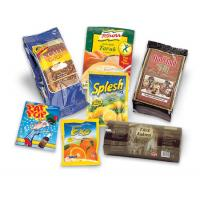 China Instant Food Bag , Snack Food Packaging Bag Food Grade With Color Printed on sale