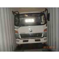 Buy cheap HOWO 4*2 cargo truck from Wholesalers