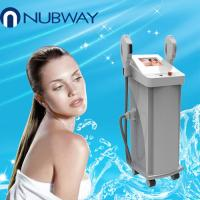 Buy cheap Skin rejuvenation IPL laser machines for hair removal and pigment removal treatment from Wholesalers