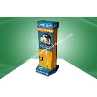 Buy cheap Golf Pole POP Cardboard Display Stands With Eye - Catching Design With UV Coating from wholesalers