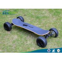 Quality 1800w Four Wheel Off Road Electric Skateboard Longboard With Remote Control For Adult wholesale