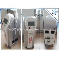 Skin rejuvenation treatment E - light IPL RF Beauty Machine 12 inch color touch screen