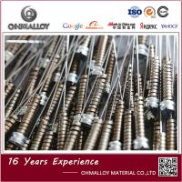 Buy cheap Ohmalloy5j1580 Strip 10mm 20mm Width Bi Metal Strip For Bimetallic Thermometer from Wholesalers
