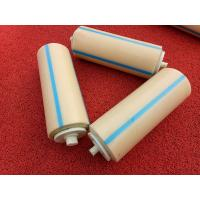 Buy cheap Nylon Conveyor Rollers Corrosive Resistant Used for Fertilizer Industries from Wholesalers