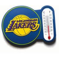 3D PVC magnetic sticker, PVC fridge magnet, sport team souvernir, thermometer