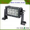 "Buy cheap 24w 5""  Double Row LED Headlight Light Bar for ATV,UTV and 4x4 car from Wholesalers"
