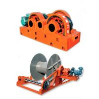 Buy cheap 220V ~ 440V Fast Speed Electric Wire Rope Winches , Large Tonnage Windlass from wholesalers
