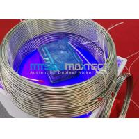 Buy cheap TP316L / 1.4404 Coiled Stainless Steel Tubing Size 9.53mm x 20 BWG from Wholesalers