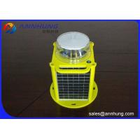 Buy cheap Aircraft Warning Solar Aviation Obstruction Light Medium Intensity Type For High Tower Or Building from wholesalers