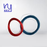 Buy cheap TIW - B Common 0.1mm - 1mm Triple Insulated Wire , Layers High Temperature Magnet Wire from Wholesalers