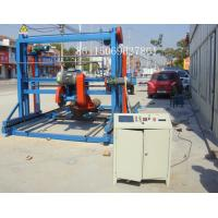 Buy cheap log sawmill machine-DS2000 Large size Angle Circular Saw with Double Blades Saw Mill from Wholesalers