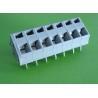Buy cheap Single Deck PCB Terminal Block(Terminal Blocks) from Wholesalers