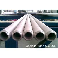 Buy cheap ERW Seamless Stainless Steel Heat Exchanger Tubes / Tubing 12000 MM Length from Wholesalers