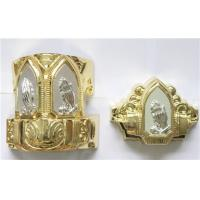 Buy cheap Professional Custom Casket Corner Funeral Decoration , Europen Style from Wholesalers