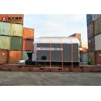Quality 4Ton Bagasse Wood Pellet Boiler Q345R Steel Material With Water Equipment for sale