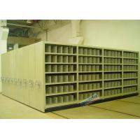 Buy cheap 1800mm Length Manual Mobile Storage Racks Small Goods Light Duty Shelving from Wholesalers