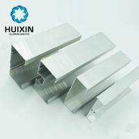Buy cheap Manufacturing Flexible Profile Aluminium Products from wholesalers